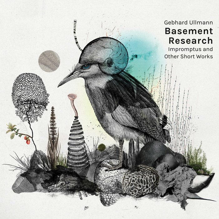 Gebhard Ullmann Basement Research »Impromptus and Other Short Works«
